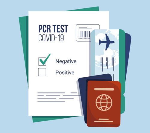 PCR Negative Test Travel