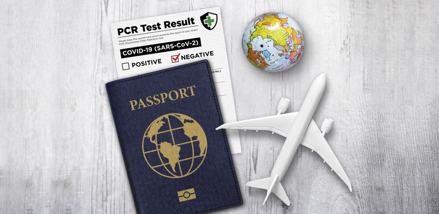 Sworn Translation PCR and Vaccination Certificates
